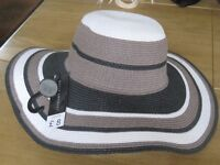 sun hat in new condition