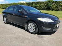 FORD MONDEO 2.0 EDGE 5d 145 BHP LOW MILEAGE FOR YEAR, VERY TIDY (black) 2008