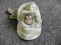 6-12 Month Monkey Hat