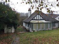 2 bed detached bungalow