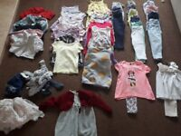 Girls bundle 1-3 years