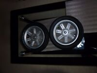 quinny back wheels