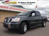 2006 Nissan Titan LE!!!   LEATHER AND 4X4!!!