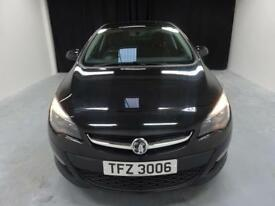 Vauxhall Astra TECH LINE CDTI ECOFLEX S/S (black) 2014-06-27