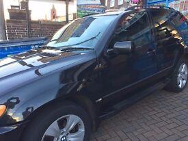 2003 BMW X5 **LPG**, 3.0l, 10 Months MOT, TV Bluetooth, Good Condition, Cheap to Run