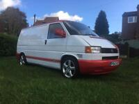 VW Transporter T4 1.9 TD Camper day van