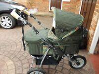 Brand new Babywelt 2 in 1 pram/pushchair £85 ono