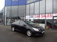 2010 10 TOYOTA AVENSIS 1.8 TR VALVEMATIC 4D 145 BHP***GUARANTEED FINANCE***PART EX WELCOME***