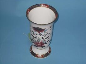 Royal Worcester PRINCE REGENT Pattern Vase, approx 8 ins tall