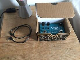 Lovepedal Amp Eleven Overdrive Pedal (Blue)