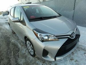 2015 Toyota Yaris LE Automatic Hatchback - $8/Day