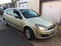 VAUXHALL ASTRA CLUB TWINPORT LOW MILAGE 1.6 PETROL