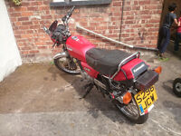 Kawasaki KH125 1998 in very good condition