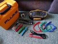Fluke 1652 Multi function Meter Tester & Accessories