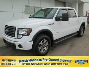 2012 Ford F-150 Moonroof. EcoBoost. Trailer Tow.