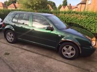 VW Golf GT 1.9 Tdi 2000