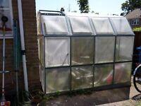 Greenhouse 8' x 6' 4