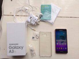 Samsung Galaxy A3 (As-New, Unlocked & Warranty!)