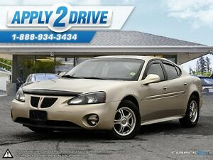 2008 Pontiac Grand Prix Low KMs L@@K