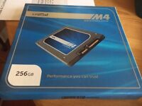Crucial M4 256Gb SSD Solid State Drive - Unopened Sealed Box