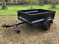 Trailer metal construction 6 x 4