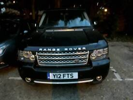 range rover tdv8 vogue 2006 spares or repair REDUCED must go today