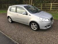 Chevrolet Aveo 1.1 Petrol 2009 new mot debit/credit cards accepted