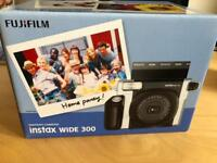 Instax wide 300 instant camera GRAB A BARGAIN!!!