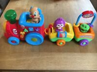 VTech learning train