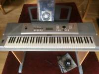Yamaha Grand piano Keyboard DGX