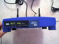 Linksys WRT54GL Wireless-G Broadband Router 4-Port 54 Mbit/s Saarland - Perl Vorschau