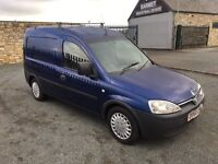 2010 60 VAUXHALL COMBO 1.3 1700 CDTI *DIESEL* PANEL VAN - *AUGUST 2017 M.O.T* - (NO V.A.T)