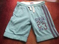 Men's genuine Superdry shorts