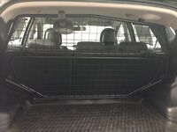 Upper and lower dog guards and boot liner