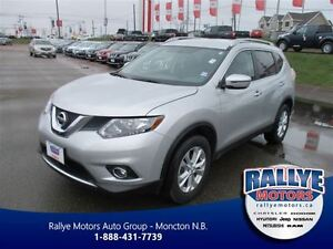 2016 Nissan Rogue SV Moonroof,$190 Bi-wkly,$2,200 off