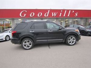 2014 Ford Explorer Limited! LEATHER SEATS! NAVI!