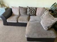 L shaped sofa FREE