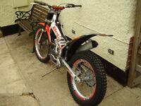 BETA REV3 250cc TRIALS BIKE