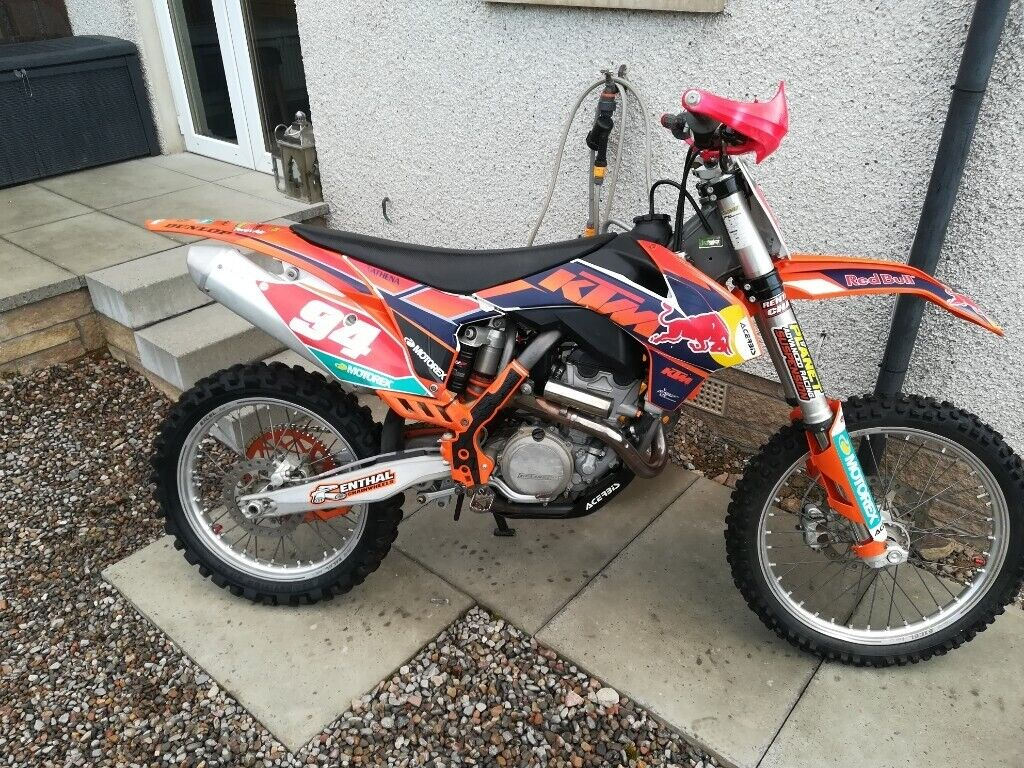 Ktm Sxf 350 2014 Excellent Condition In Inverness Highland Gumtree
