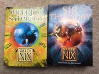Children's reading books by Garth Nix