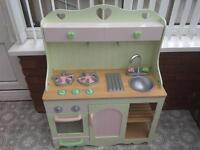 Wooden kitchen ELC