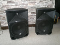 Pair Of Great Mackie Thump 12 V3 Active Speakers 1000w Each
