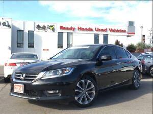 2014 Honda Accord Sedan Sport  | 2.99% Financing