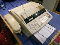 Brother FAX 1700P Plain Paper Fax, Copier and Answering Machine