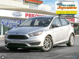 2015 Ford Focus SE***manual w/back up camera***