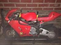 Polini mini motor 50cc