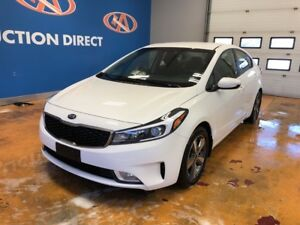 2018 Kia Forte LX POWER GROUP/ HEATED SEATS/ BACK-UP CAM/ BLU...