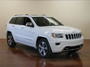 2016 Jeep Grand Cherokee Overland CUIR TOIT PANO LOCATION 888$/M