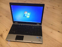 "HP ProBook 6550b 15.6"" (300GB, Intel Core i5 1st Gen., Dual Core 2.4GHz, 4GB RAM) Laptop PC (Used)"