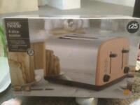 New toaster copper